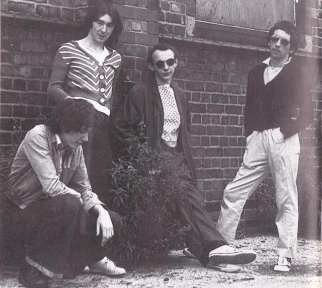 Devoto Days: Buzzcocks in '76 (Photo found via http://punkygibbon.co.uk/)