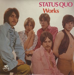 Past Days: Status Quo, the early years