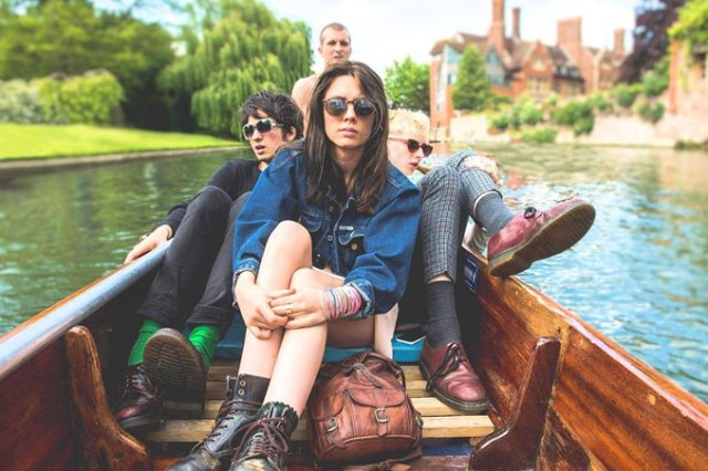 Float Upstream: Wolf Alice have taken to the indie scene like, erm ... musicans to the water