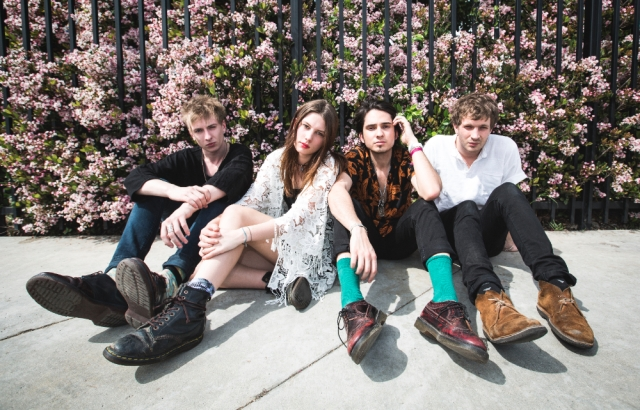 Flowered Up: Wolf Alice have made a  debut album to be proud of