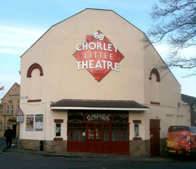 Favourite Venue: Dole Lane's Chorley Little Theatre (Photo: Ian Robinson, Chorley Little Theatre)