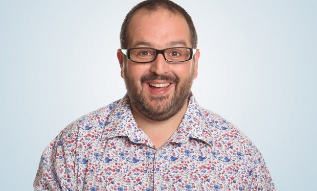 Funny Side: Justin Moorhouse