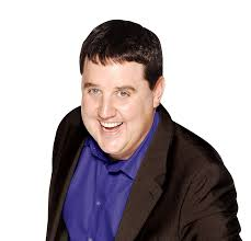 Comic Turn: Peter Kay, big in Oswaldtwistle