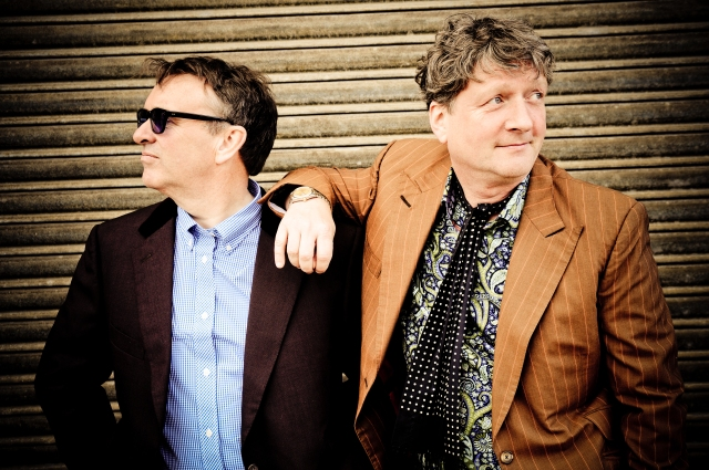 Two Directions: Chris Difford and Glenn Tilbrook (Photo: Danny Clifford)