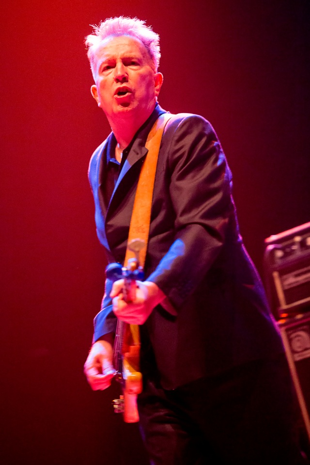 Live Showing: Tom Robinson and his band are coming to a town near you
