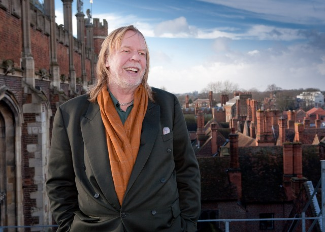 One Take: Rick Wakeman (Photo: Lee Wilkinson /(http://www.lwmultimedia.co.uk/LWMultimedia.html)