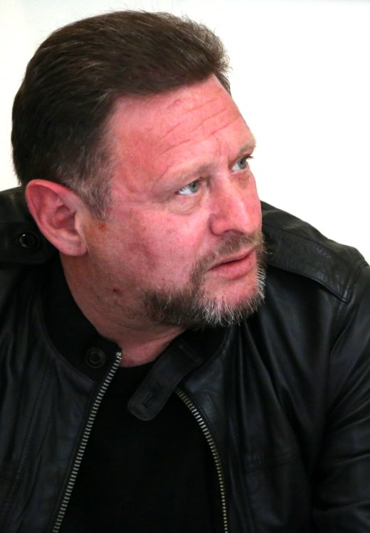 Added Wisdom: Shaun Ryder (Photo: Elspeth Moore)