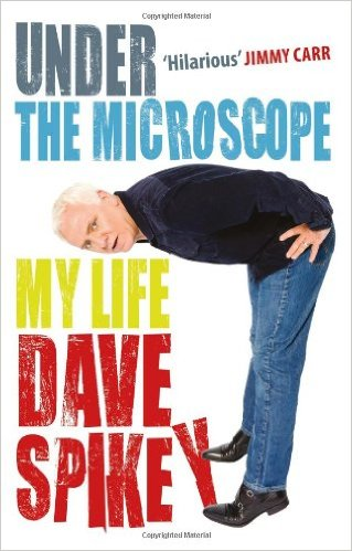 Fully Booked: Dave Spikey's autobiography