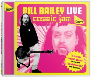 Cosmic Jam: Bill Bailey's breakthrough tour was 20 years ago now