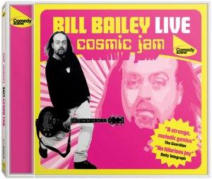 Cosmic Jam: Bill Bailey's breakthrough tour was 20 years ago now
