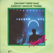 Groove Thang: That debut Heaven 17 single from 1981