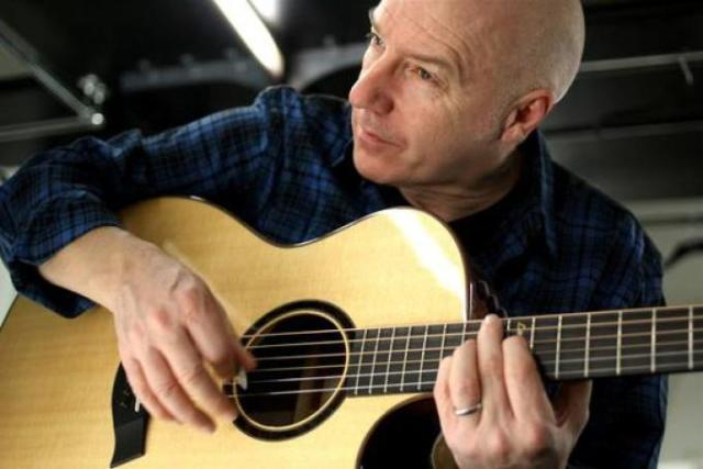 Guitar Man: Midge Ure and his trusty six-string