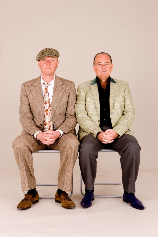 Waiting Game: Heaven 17's Glenn Gregory and Martyn Ware, a creative force to this day