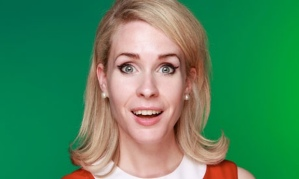 Lancashire Visitor: Lucy Beaumont visited Chorley Little Theatre with fellow Funny Northern Women Katie Mulgrew and Hayley Ellis