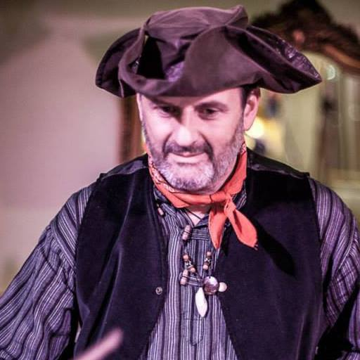 Pirate Radio: 'Unscrupulous gangmaster' Mark Radcliffe, of Galleon Blast infamy