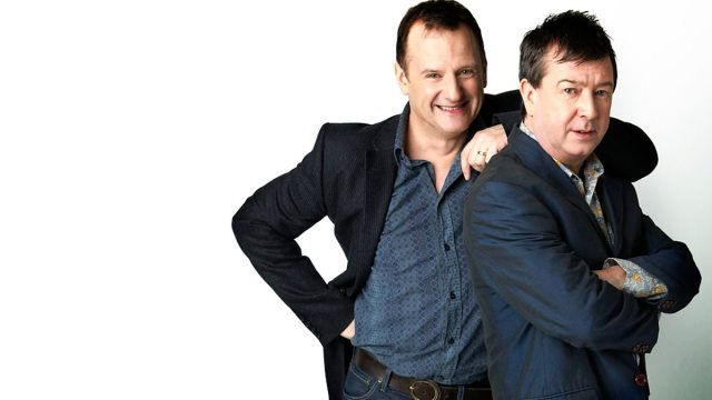 Radio Understanding: Mark Radcliffe and Stuart Maconie