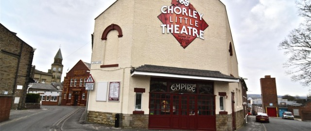 Dramatic Effect: Chorley Little Theatre (Photo copyright http://www.theskinny.co.uk/)