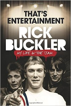 Rick's Side: That's entertainment, the Rick Buckler autobiography, went down well with Jam fans in 2015