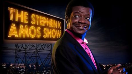 TV Times: Stephen K Amos on the box (Photo: BBC)