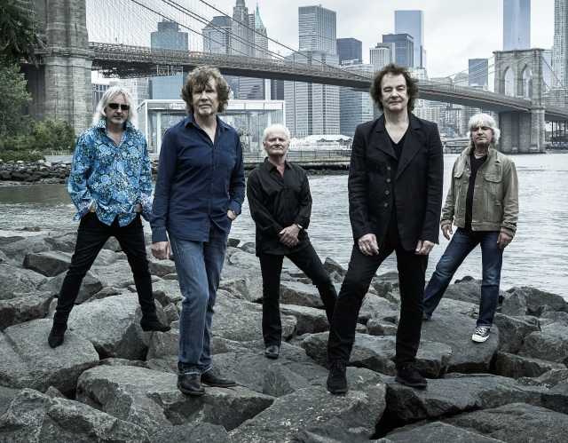 Bridge Generations: The Zombies, stateside (Photo copyright: Andrew Eccles)