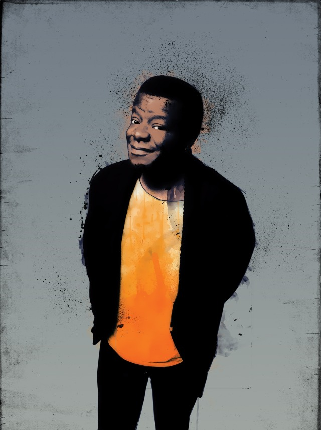 Special K: Stephen K Amos