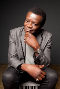 Master Mirth: Stephen K. Amos. Respect due.