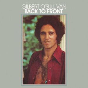Following On: Gilbert's 1972 best-selling LP, Back to Front
