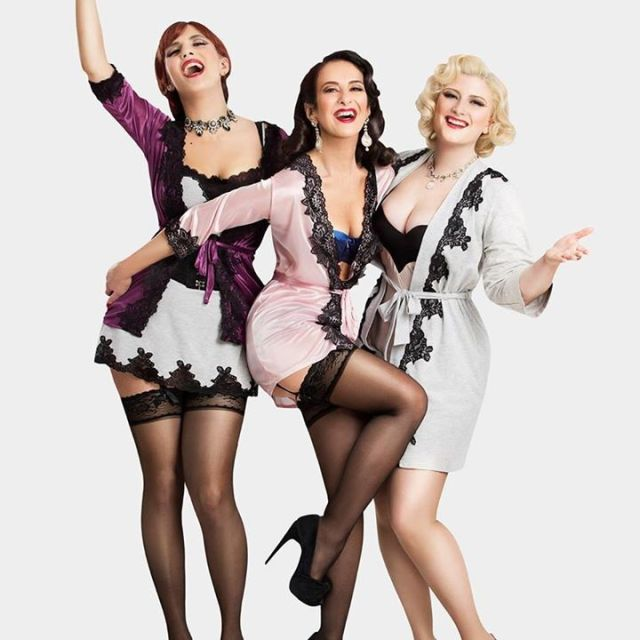 High Life: The Puppini Sisters, enjoying life to the full in 2016