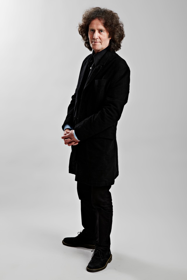 Himself Again: Gilbert O'Sullivan, all these years on, sans piano (Photo: Jon Stewart)
