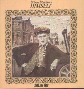Debut Album: Gilbert O'Sullivan's 1971 album, Himself