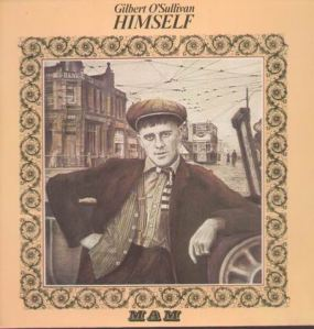 Debut Album: Gilbert O'Sullivan's 1971 album, Himself