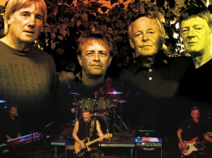 Out There: The Kast Off Kinks. From the left - Mick Avory, Ian Gibbons, John Dalton, Dave Clarke.