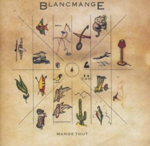Mange Tout: The second Blancmange LP
