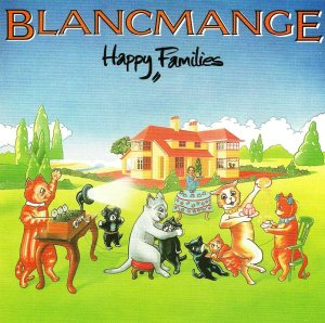 Debut LP: Blancmange's Happy Families