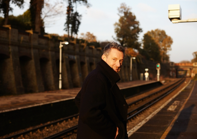 Commuter 23: Neil Arthur, discovering another platform with Blancmange in 2016