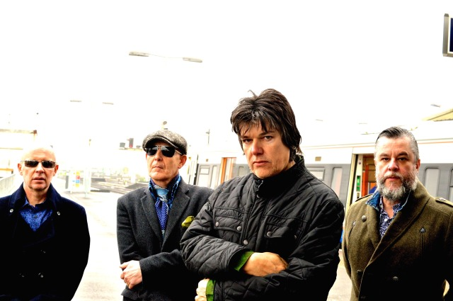 Monkeys Business: Dr Robert, out front with The Blow Monkeys, 35 years on