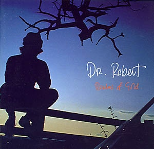 Solo Act: Dr Robert's debut LP under his own steam, 1994's Realms of Gold