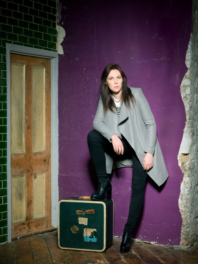 Purple Patch: Thea Gilmore has slowly but surely made her mark, with a back catalogue to savour