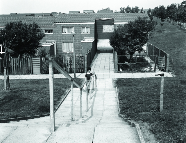 Stepping Up: Skelmersdale on camera (Photo: McCoy Wynne)