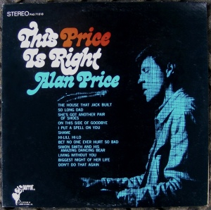 Early Break: It was while playing for the Alan Price Set that Alan White got a call from John Lennon