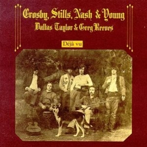 Quartet Quality: Deja Vu brought Neil Young into Crosby Stills and Nash's studio ranks