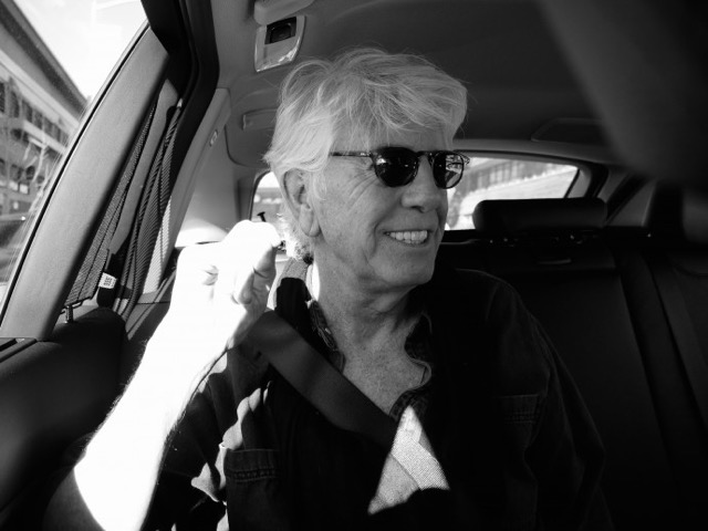 Southbound Cab: Graham Nash's latest visit takes in visits to Manchester, Birmingham, Islington and Guildford