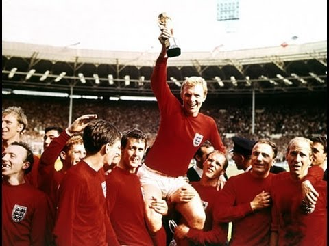 Match Maker: England's 1966 World Cup victory over West Germany brought Stephen's parents together ... in Dusseldorf