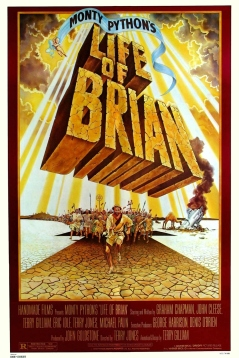 Quote Unquote: Monty Python's Life of Brian is a firm favourite with the Blake boys