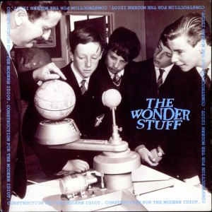 wonder stuff wonderstuff construction modern idiot 1993
