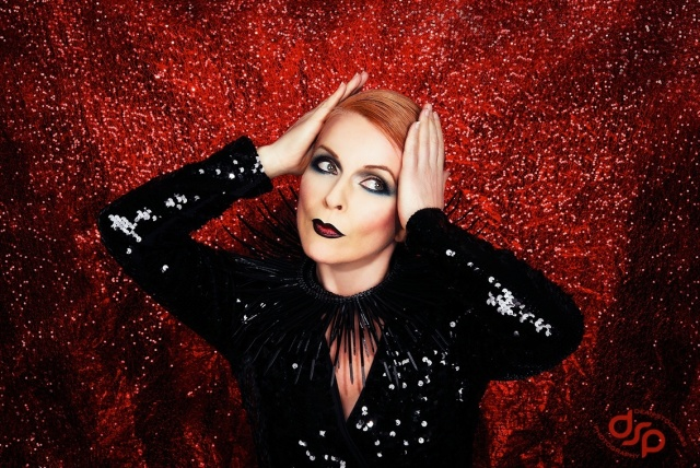 Visiting Time: Toyah is back out on the road over the coming months (Photo: Dean Stockings for http://toyahwillcox.com/)