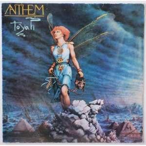 Biggest Hit: Toyah's Anthem album, from 1981