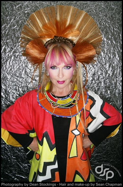 Hair Raising: Toyah, still making an impression, 37 years beyond Sheep Farming in Barnet (Photo: Dean Stockings for http://toyahwillcox.com/)