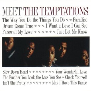 First Footing: The band's debut album as the Temptations, from 1964