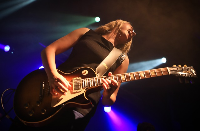 Shaw Thing: UK first lady of blues Joanne Shaw Taylor has a bright future